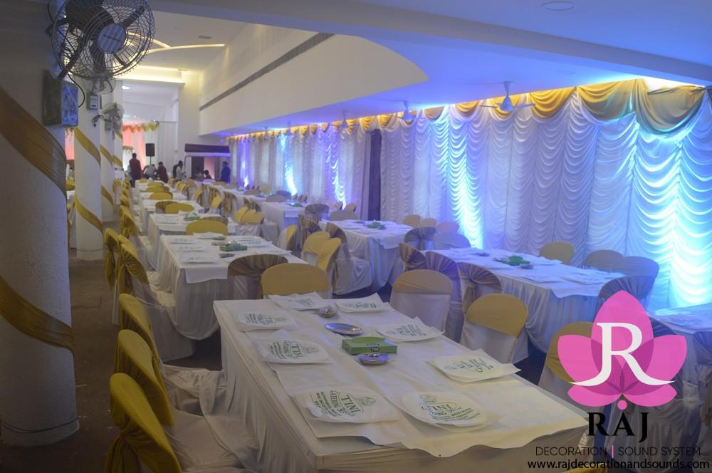 raj_decorations_Hall Arrangement